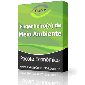 Pacote com apostilas de Questões Resolvidas para os cargos de Engenheiro(a) de Meio Ambiente - Petrobras, Transpetro e BR Distribuidora - com 10% de desconto!