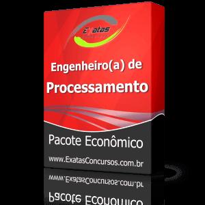 Pacote de Questões Resolvidas para o Cargo de Engenheiro(a) de Processamento Júnior (Petrobras), com 10% de desconto!