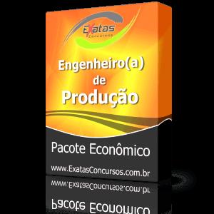 Pacote com apostilas de Questões Resolvidas para o cargo de Engenheiro(a) de Produção Júnior - Petrobras, Transpetro e BR Distribuidora, com 15% de desconto!