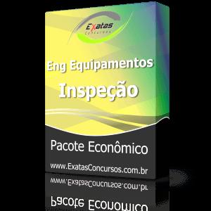Pacote com apostilas de Questões Resolvidas para o Cargo de Engenheiro(a) de Equipamentos Júnior - Inspeção (Petrobras), com 10% de desconto!