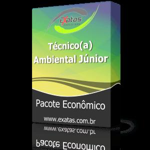 Pacote de apostilas com questões resolvidas para o cargo de Técnico(a) Ambiental Júnior - Petrobras e Transpetro, com 10% de desconto!