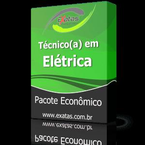 Pacote de apostilas com questões resolvidas para os cargos de Técnico(a) em Elétrica - Petrobras, Transpetro e BR Distribuidora - com 10% de desconto!