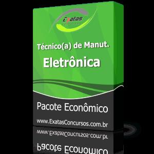 Pacote de apostilas com questões resolvidas para o cargo de Técnico(a) de Manutenção Júnior - Eletrônica da Petrobras, com 10% de desconto!