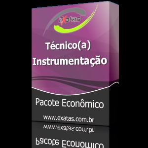 Pacote de apostilas com questões resolvidas para o cargo de Técnico(a) de Manutenção Júnior - Instrumentação da Petrobras, com 10% de desconto!