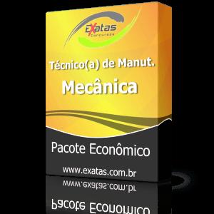 Pacote de apostilas com questões resolvidas para o cargo de Técnico(a) de Manutenção Júnior - Mecânica para Petrobras, Transpetro e BR Distribuidora com 10% de desconto!