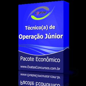 Pacote de apostilas com questões resolvidas para o cargo de Técnico(a) de Operação Júnior - Petrobras, Transpetro e BR Distribuidora - com 10% de desconto!