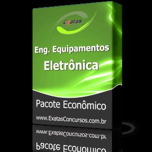 Pacote com apostilas de Questões Resolvidas para o Cargo de Engenheiro(a) de Equipamentos Júnior - Eletrônica (Petrobras), com 20% de desconto!