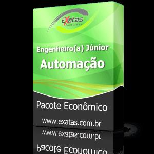 Pacote com apostilas de Questões Resolvidas para os cargos de Engenheiro(a) de Automação Júnior - Transpetro e BR Distribuidora - com 10% de desconto!